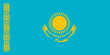 Export and import from Russia to Kazakhstan